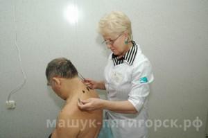 Гирудотерапия — лечение пиявками в санатории «Машук»