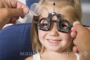 Офтальмология - лечение глаз в санатории.